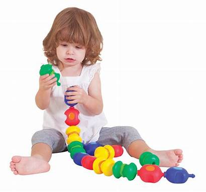 Manipulatives Sensory Snap Beads Toys Toddler Toy