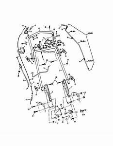 Snapper Model P21550 Walk Behind Lawnmower  Gas Genuine Parts