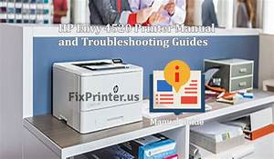 Hp Envy 4520 Printer Manual And Troubleshooting Guides