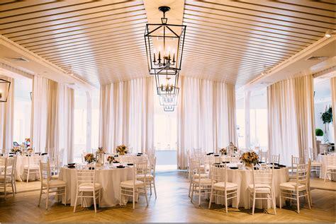 Luxury Beach Wedding Reception Venue