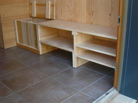 etagere cuisine bois cuisine mobilier et recyclage de palettes pour un intã