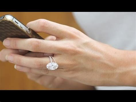 top  celebrity engagement rings  youtube