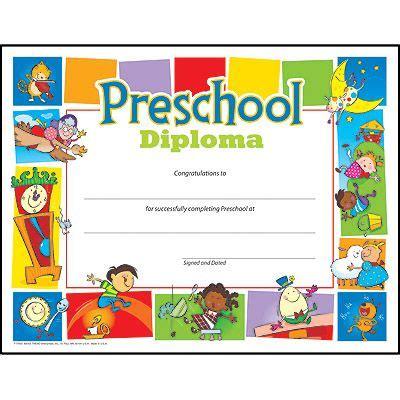preschool diploma pre k k certificates amp diplomas 355 | 6f545e0228936cb895b853a665b0e3a7