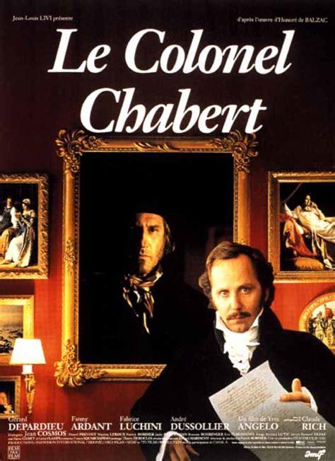 les livres de le colonel chabert