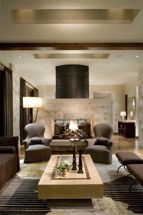 Wohnzimmer Design Modern Mit Kamin by Kamin Einbauen Eine Funkzionelle Entscheidung Archzine Net