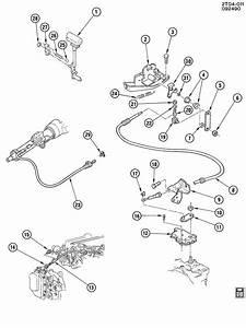Nos  Pontiac Lemans Automatic Transmission Shift Control
