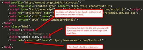 point checklist  debugging strange technical seo problems bear design