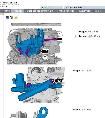 volvo vida vadis service shop repair manual parts