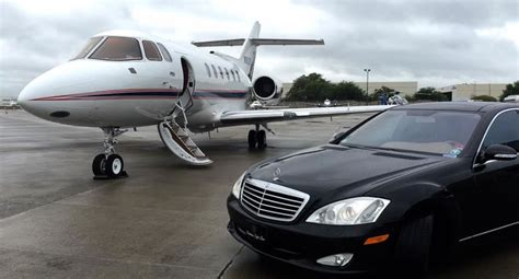Airport Limo Transfer by Charleston Airport Shuttle Service Corporate Personal