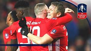 Manchester United 4-0 Wigan Athletic - Emirates FA Cup ...