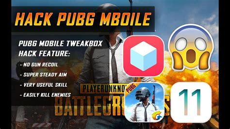 You will have to minimize the game and in my applications on xtreh.ru click run. How to hack PUBG MOBILE for iOS 11 no jailbreak no pc ...