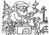 Coloring Claus Santa Beard Face sketch template