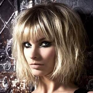 Coupe Courte Visage Ovale : coupe cheveux fins visage ovale ~ Melissatoandfro.com Idées de Décoration