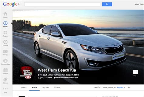 Kia Palm by West Palm Kia Add Us To Your Circles On