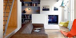 Amnager Un Appartement Sous Les Combles Marie Claire