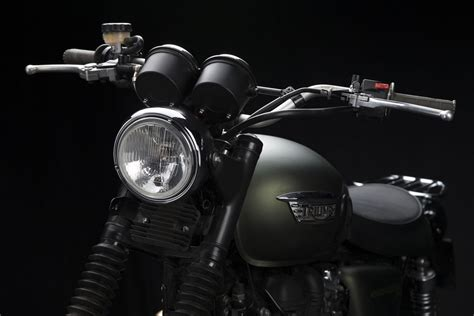 This Is Your Chance To Buy The Triumph Scrambler Jurassic