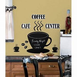 coffee themed kitchen decor google search coffee With kitchen colors with white cabinets with dot inspection sticker