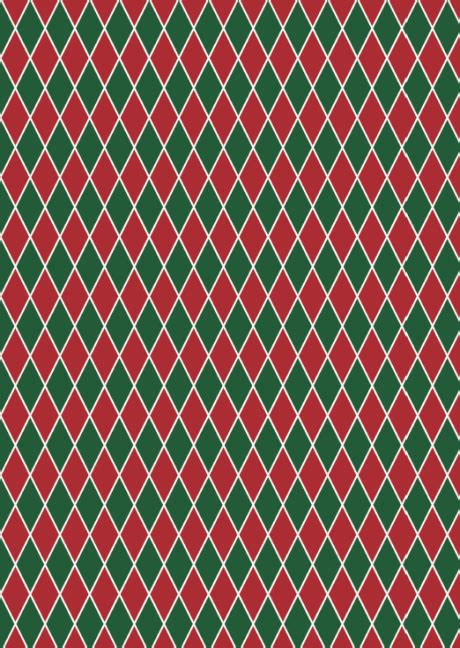 christmas scrapbook paper diamonds