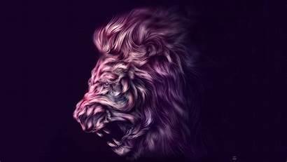 4k Digital Graphic Tiger Wallpapers Artist Backgrounds