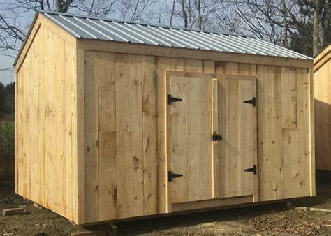 With Storage Shed by 10x Storage Shed Outdoor Sheds For Sale Wooden Storage