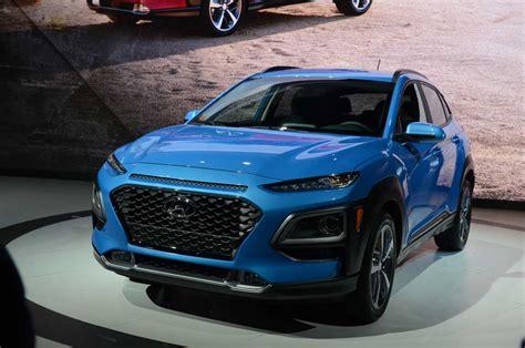 Hyundai Kona 2019 Backgrounds by La Auto Show The 2019 Hyundai Kona Unveiled Ecolodriver