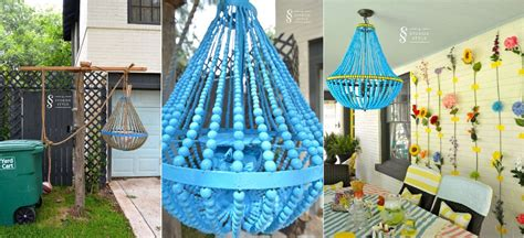 beaded home decor interesting beaded chandeliers reveal their charm and versatility