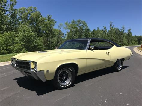 1969 Buick Gs 400 by 1969 Buick Gs 400 Ram Air 400 340hp S Matching Restored