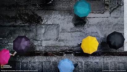 Geographic National Florence Umbrellas 10wallpaper Resolution Photogr