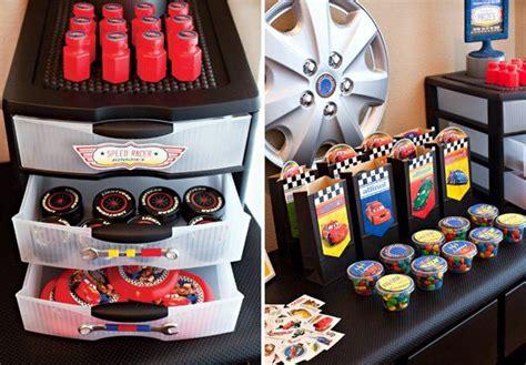 Super Cool Disney Pixar Cars Birthday Party