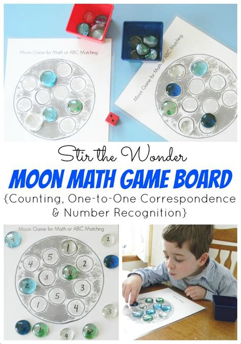 moon math stir the 659 | Moon Math Game Board1