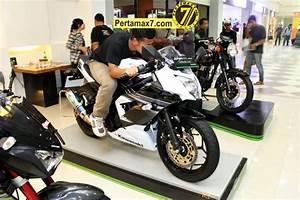 Ergonomi Kawasaki Ninja 250 Rr Mono  Enteng Dan Racy Abis