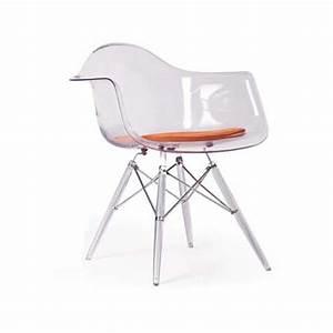 Chaise Polycarbonate Ikea : chaise transparente ikea chaises transparentes ikea ~ Teatrodelosmanantiales.com Idées de Décoration