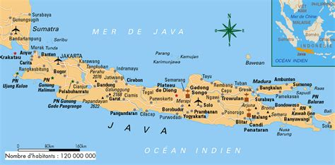 java indonesia map