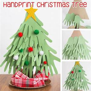 Easy, Christmas, Craft, Ideas, For, Kids, -, Step, By, Step, Tutorials