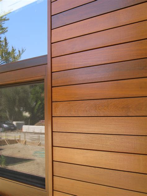 modernized wood siding