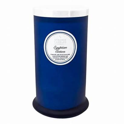 Egyptian Cotton Candles Jar Candle Pack