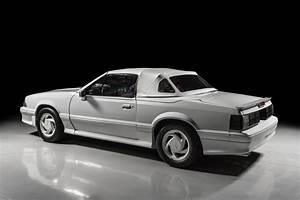 Rare ASC McLaren Mustang Waiting for New Owner at Auction
