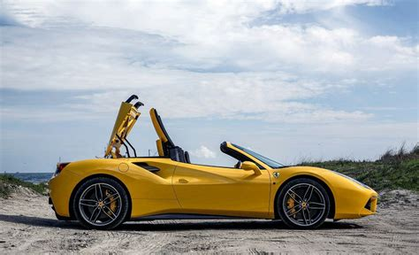 2019 Ferrari 488 Spider Specifications Sale Sound