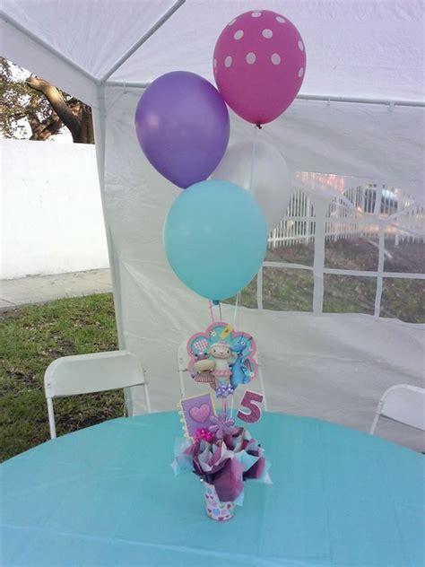 Doc Mcstuffins Party Ideas Decoration Elitflat