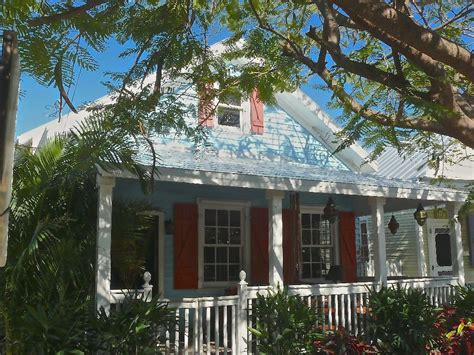 Key West Cottage by Key West Cottage Rental Carpe Diem A Tropical Conch