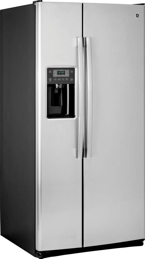 gssgskss ge   cu ft side  side refrigerator stainless stee