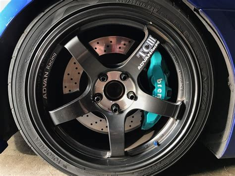 Advan Tciii 18x95 +45, 5x1143 By Sheldon T › Wheelflipcom