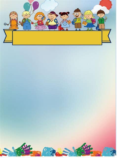 fondo de pantalla de dibujos animados educativos junta comida fondos diapositivas