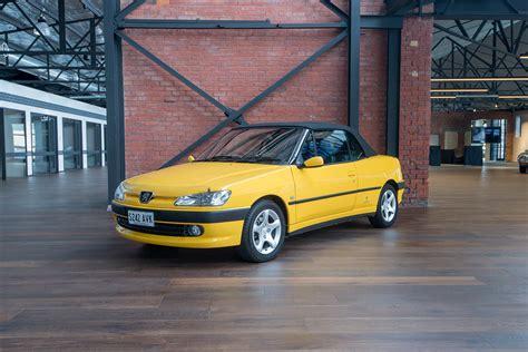 peugeot  cabriolet  sale richmonds classic sports cars