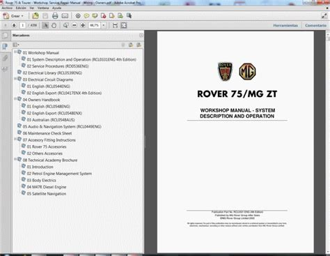 Rover 75 Diesel Wiring Diagram by Rover 75 And Tourer Service Manual Wiring Diagram