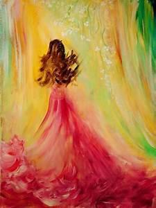 EXPECTING---acrylic painting by TERESA WEGRZYN - Creative ...