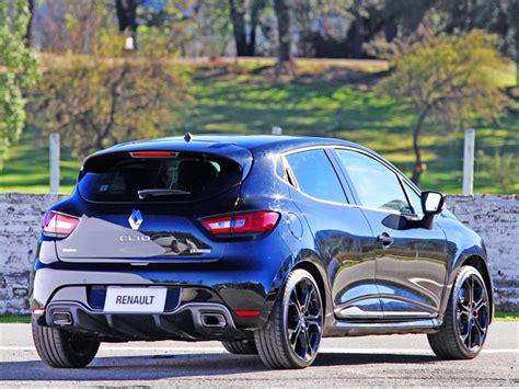 renault clio sport 2015 renault clio rs 2015 un bestial compacto deportivo
