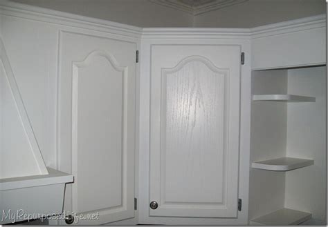 painted white oak cabinets how i painted my oak cabinets hometalk