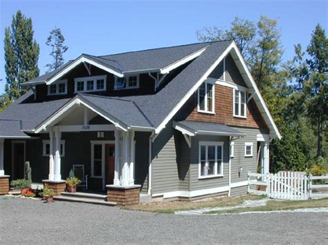 craftsman style bungalow house plans prairie style house