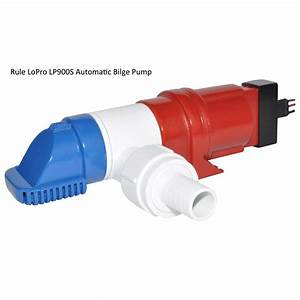 Wiring Diagram For Rule 500 Automatic Bilge Pump